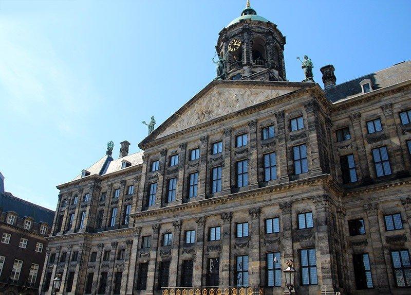 palacio real praça dam amsterdam