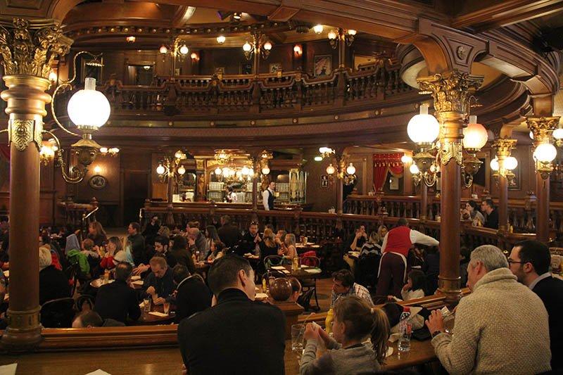 restaurante disneyland paris