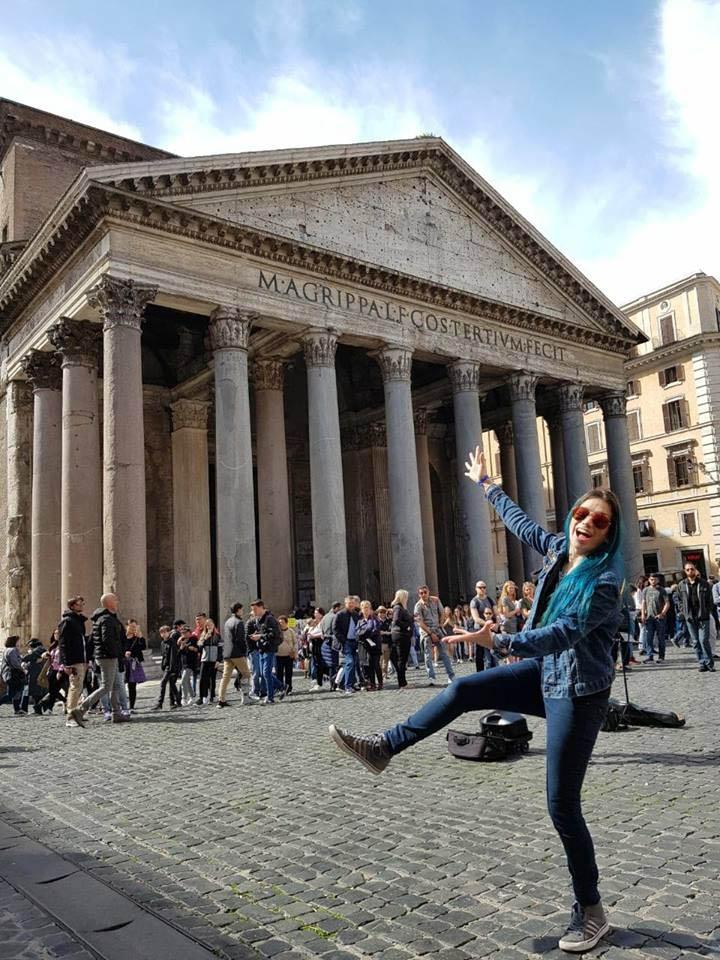 roteiro em roma custos de viagem pantheon