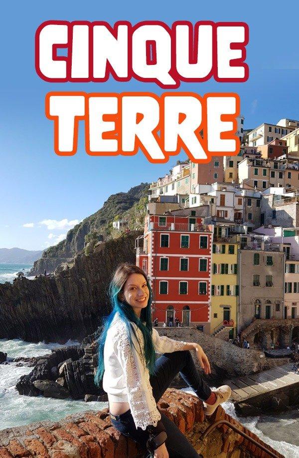 Dicas de Cinque Terre na Itália, românticas e únicas!