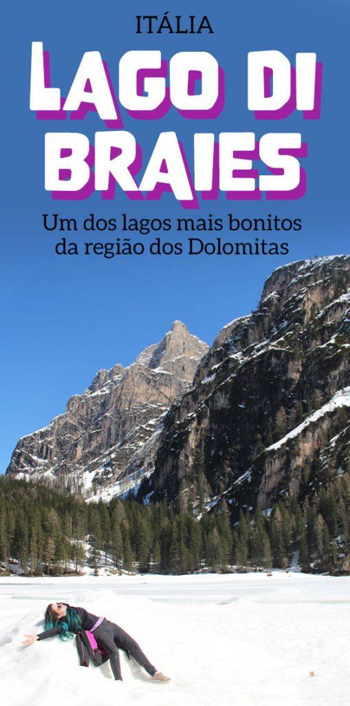 Lago di Braies, como visitar o lago nos Dolomitas, montanhas no norte da Itália!