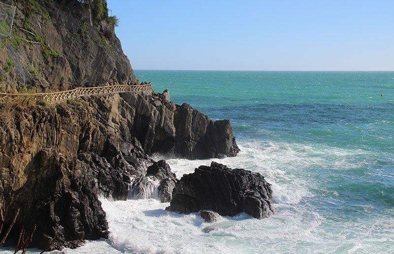 guia viagem cinque terre italia
