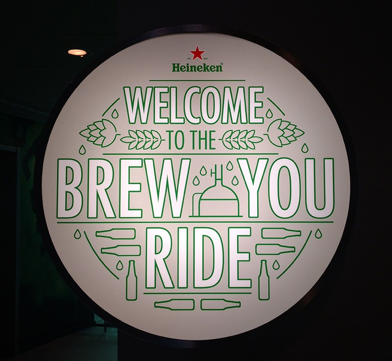 heineken passeio amsterdam brew you ride