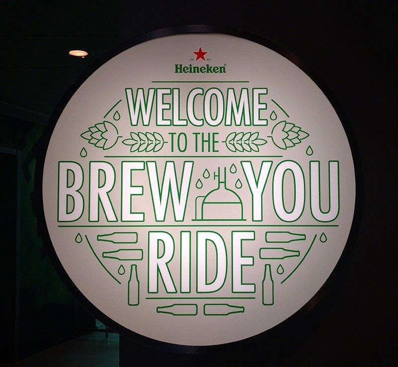 heineken passeio amsterdam brew you ride