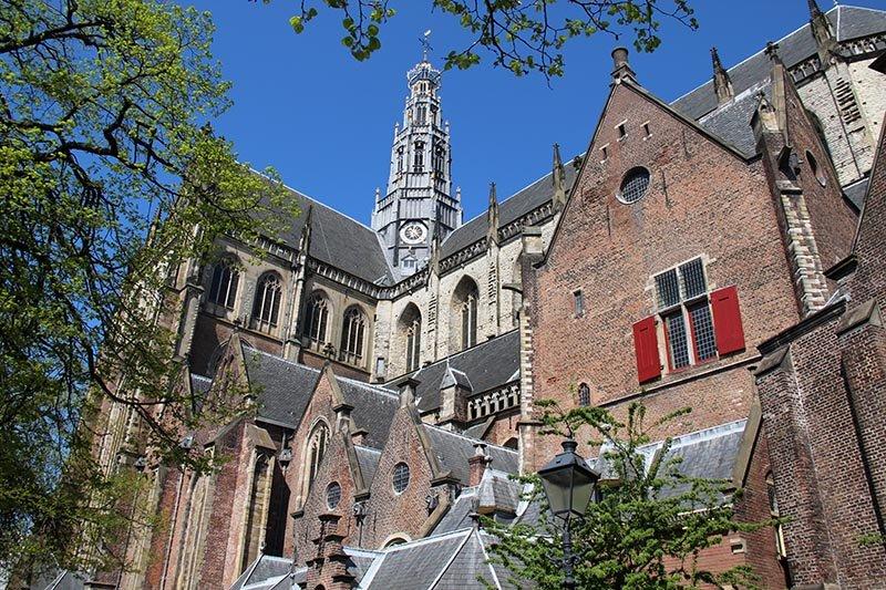 igreja grote kerk haarlem dicas