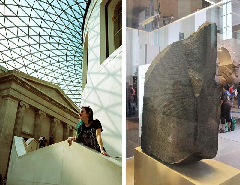 pontos turisticos museu britanico