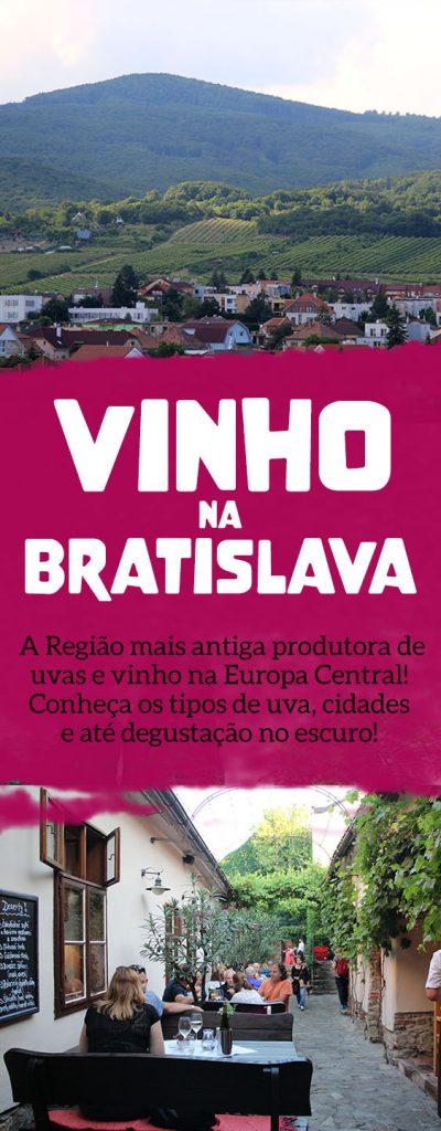 Degustação de vinhos na Europa, Bratislava na Eslováquia! Tipos de uvas, vinhos e história durante o regime socialista