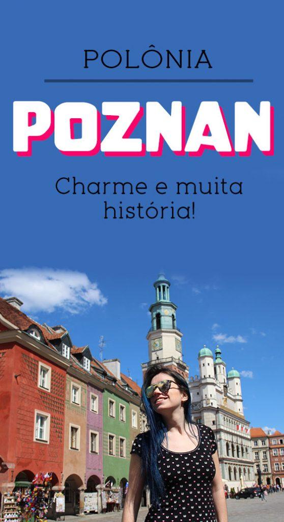 Turismo na Polônia, roteiro em Poznan