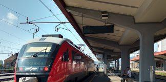 como viajar de trem pela eslovenia dicas
