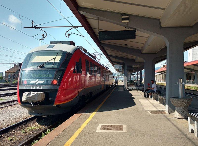 como viajar de trem pela eslovenia de carro dicas