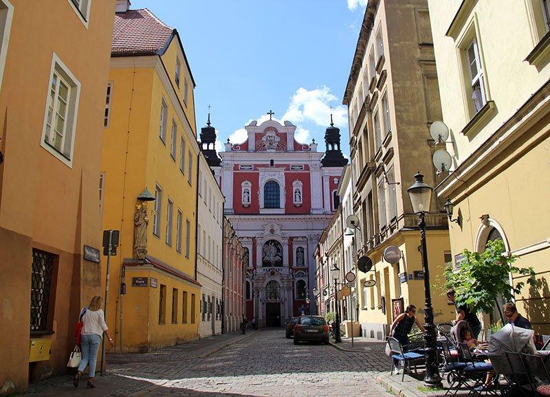 igreja sao estanislau polonia poznan