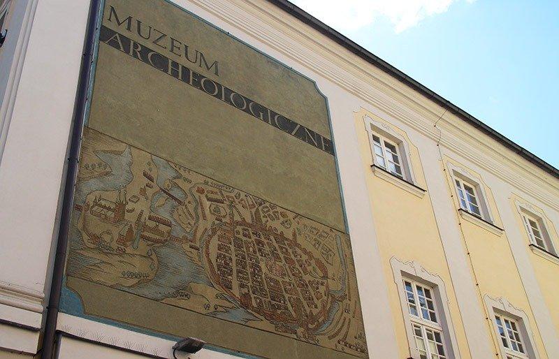 museu arqueologico poznan