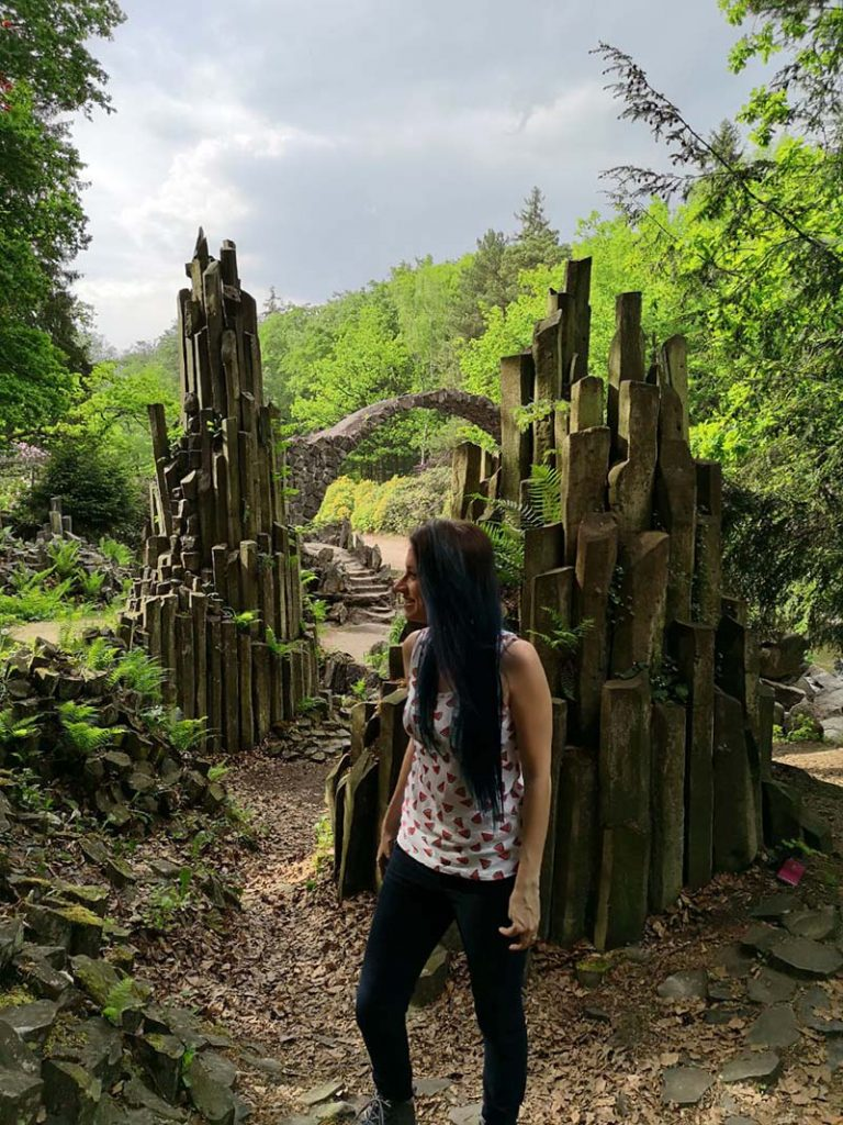 parques para visitar na alemanha rakotzbrucke