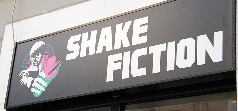 shake fiction poznan polonia rua baladinha