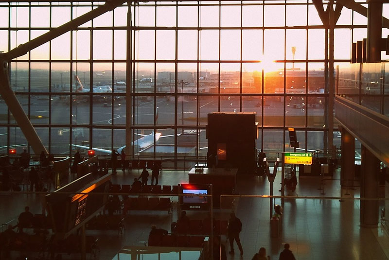 transporte aeroporto de londres centro barato