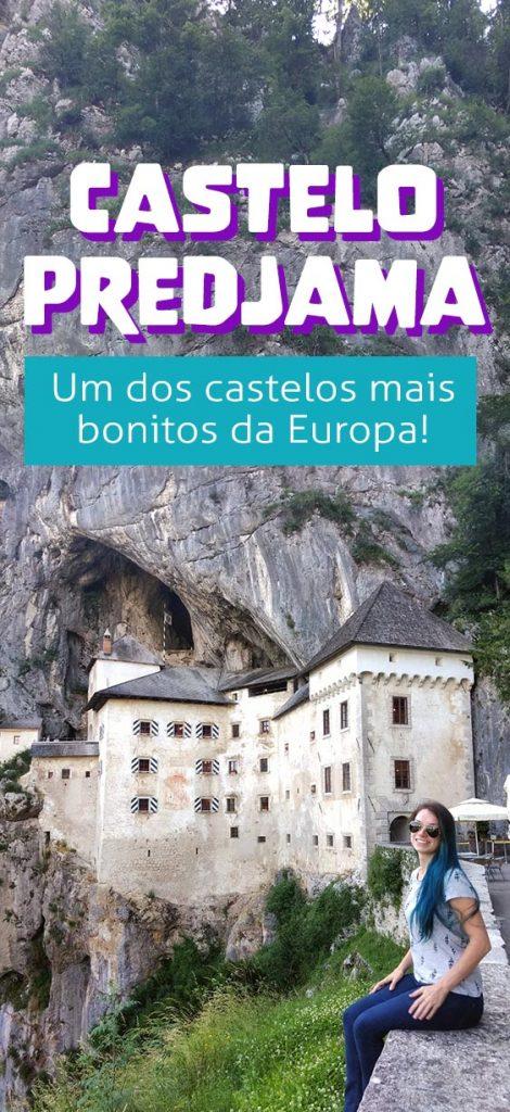 Castelo Predjama na Eslovênia, dicas para visitar e valores