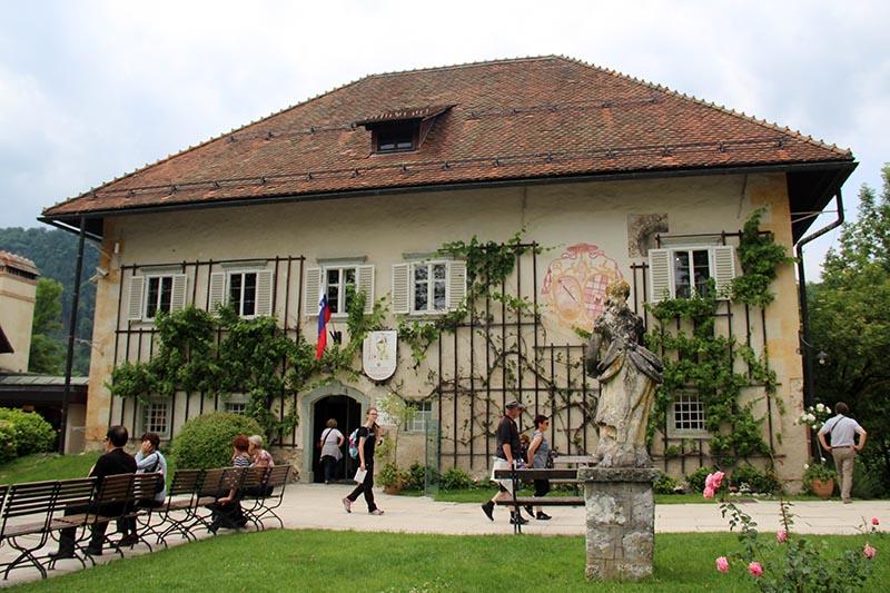 casa museu ilha bled eslovenia