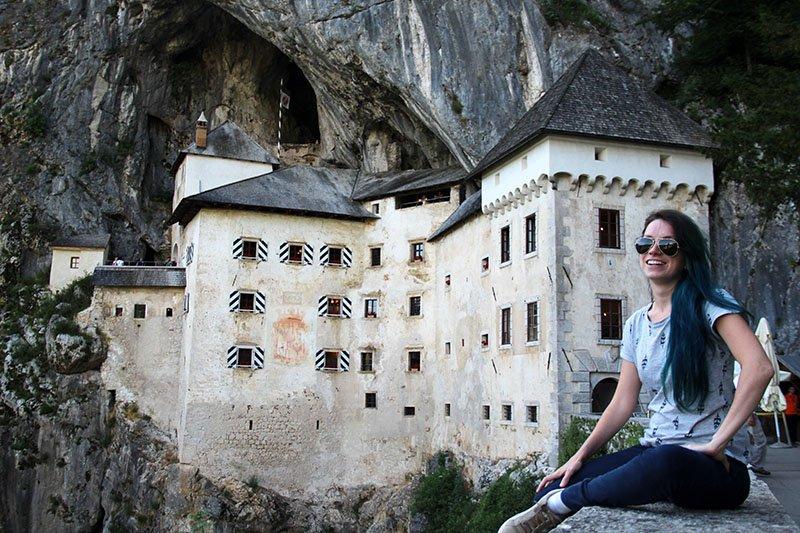 castelo predjama eslovenia dicas de viagem