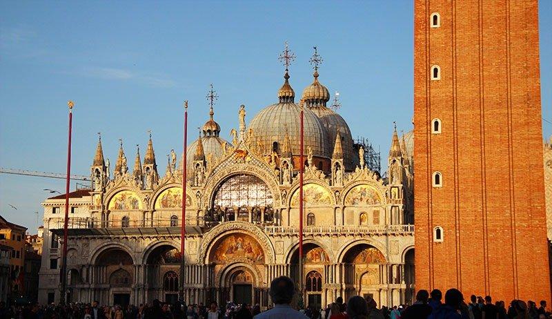 dicas de veneza basilica di san marcos