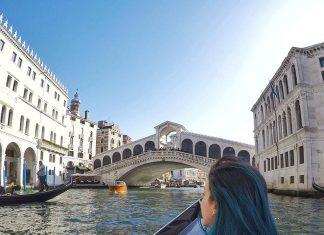 dicas passeio de gondola em veneza ponte rialto