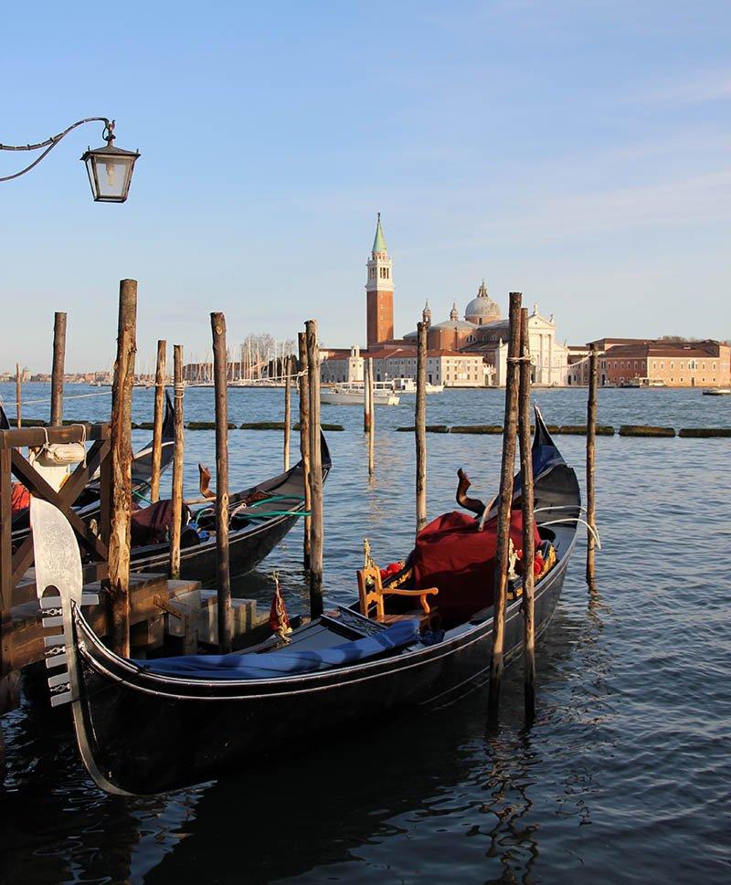 gondola em veneza italia roteiro 2 dias