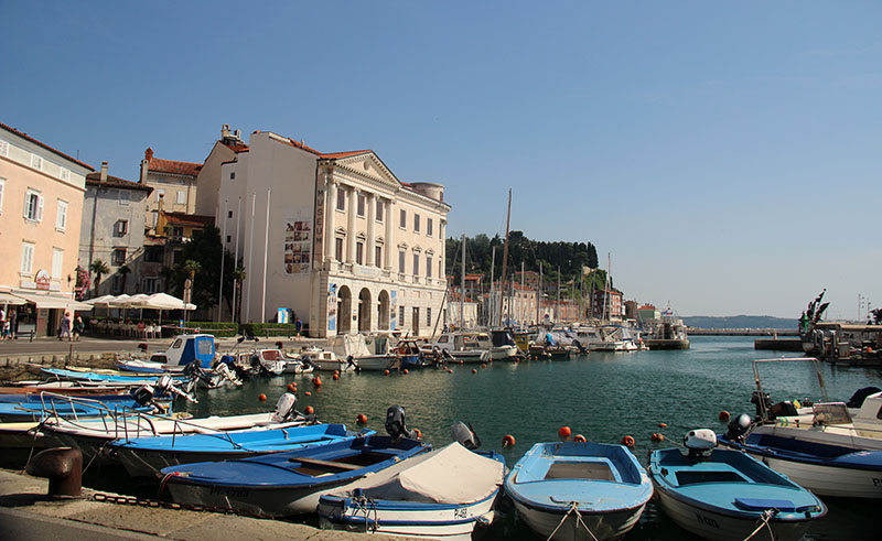 museu maritimo o que fazer em piran litoral da eslovenia