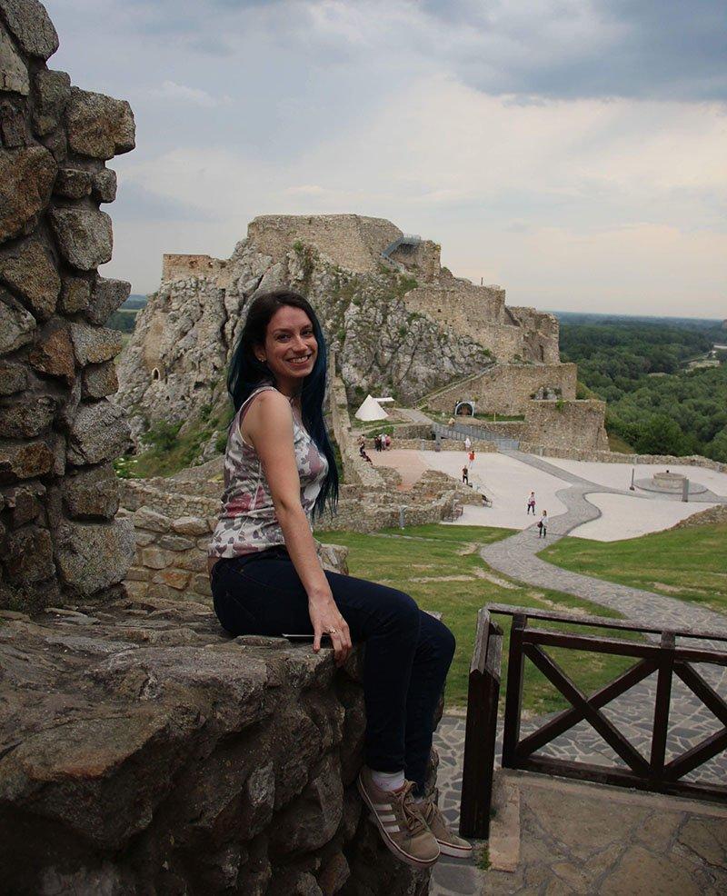 o que fazer na bratislava castelo devin