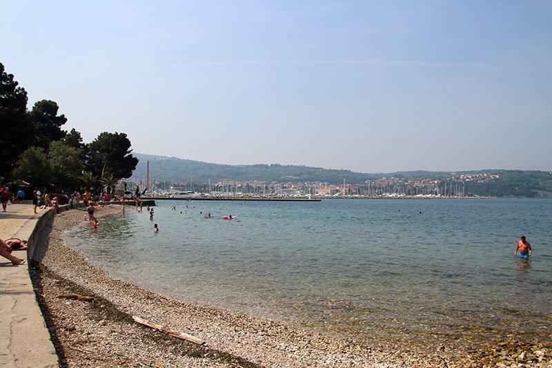 praias da eslovenia izola parque