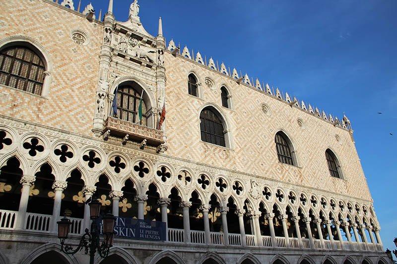 roteiro em veneza palazzo ducale