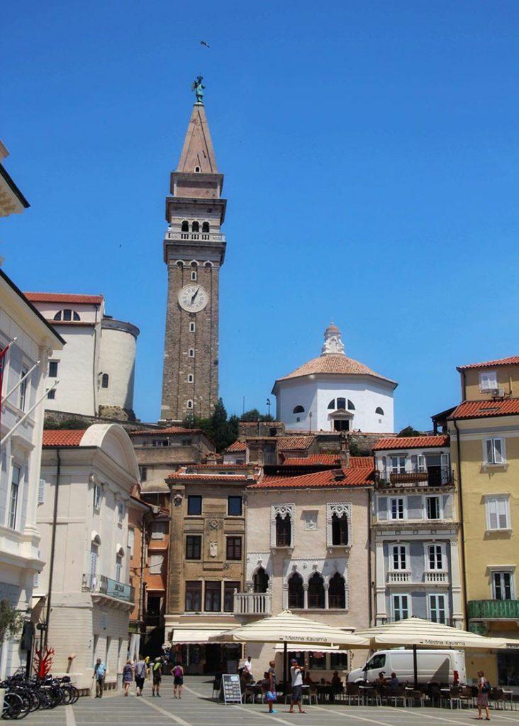 torre da praça tartini pirano