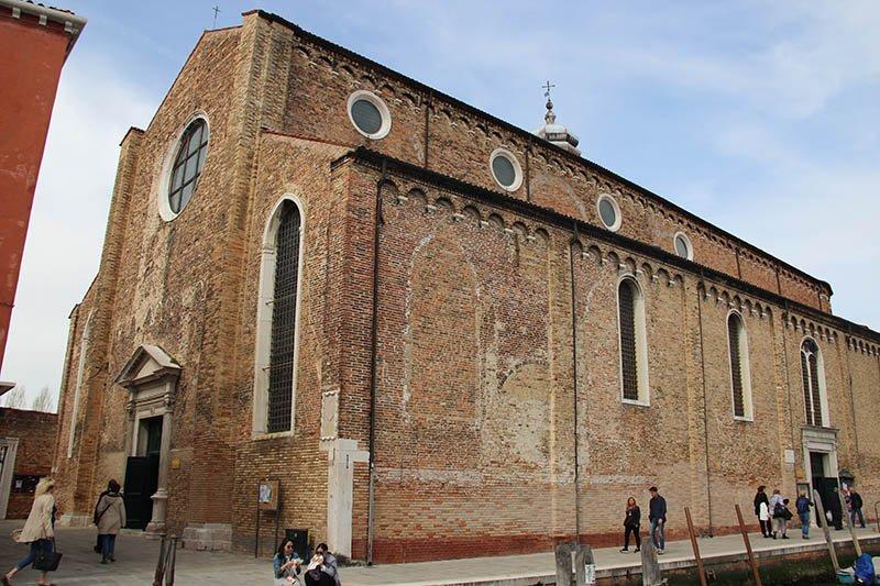 Chiesa di San Pietro Martire murano