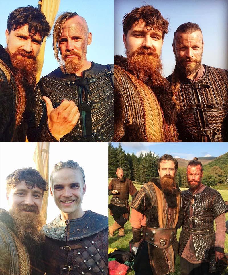 ator vikings serie televisao