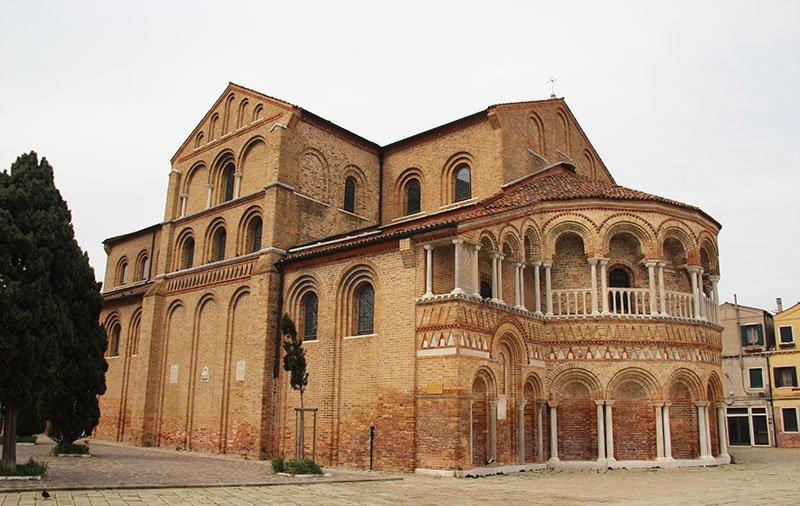 basilica dei santi maria e donato murano