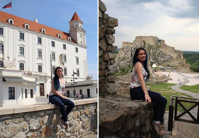 castelo bratislava devin dicas
