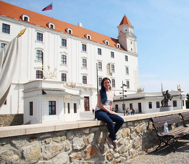 castelo bratislava roteiro eslovaquia