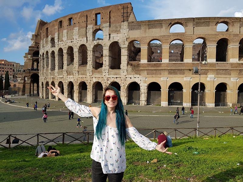 dicas de roma roteiro 3 dias na italia coliseu