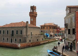 dicas de veneza ilha de murano praça