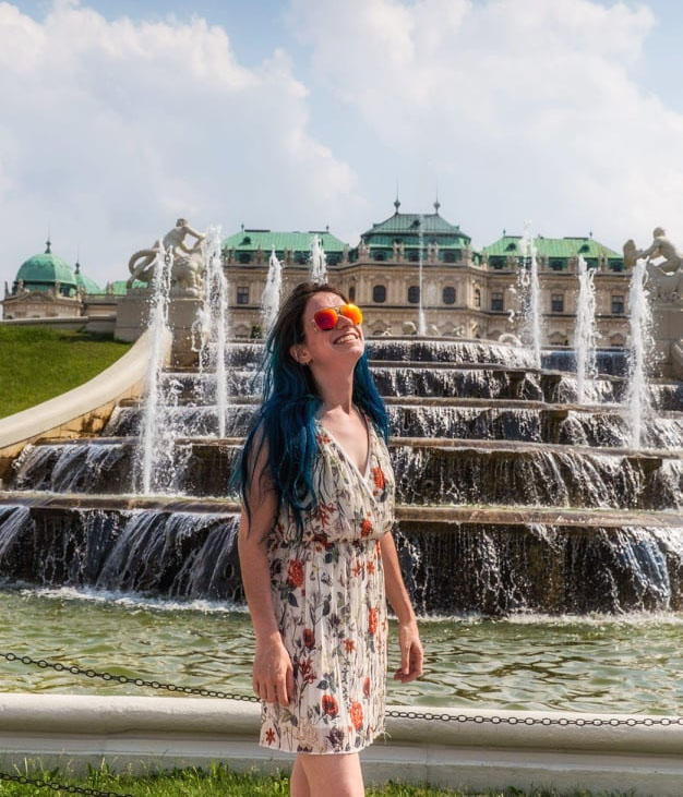 fonte palacio belvedere dicas do que fazer em viena austria