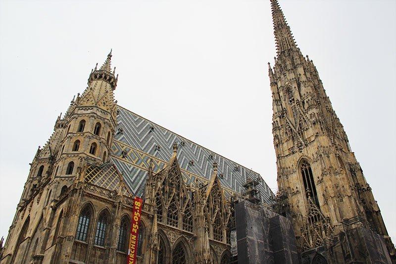 igreja sao estevao gotica viena