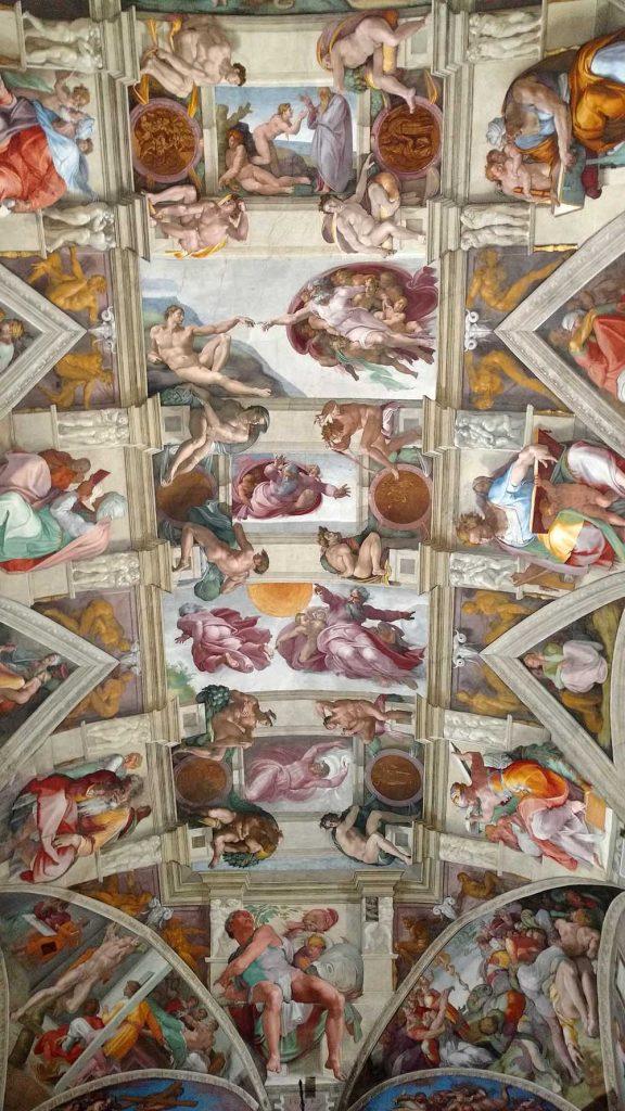 museu vaticano capela sistina michelangelo