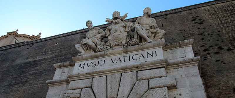 museus vaticanos quanto custa o ingresso entrada