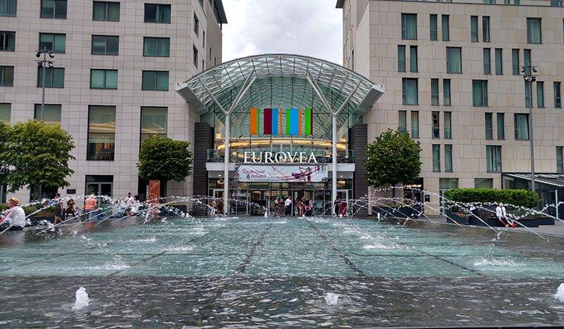 o que comprar na bratislava shopping eurovea