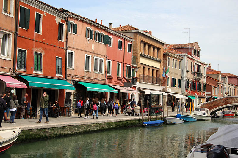 o que fazer em murano ilha de veneza