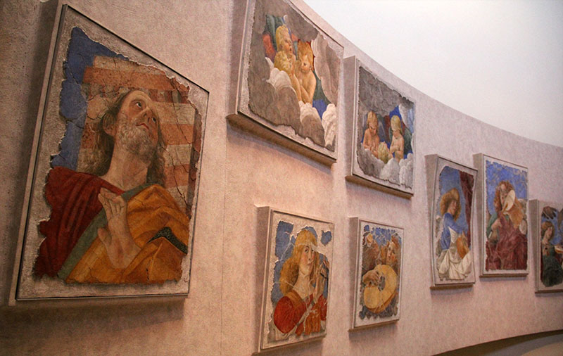 obras museus vaticanos italia