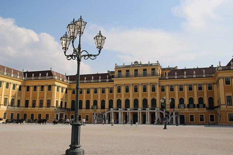 palacio schonbrunn em viena dicas