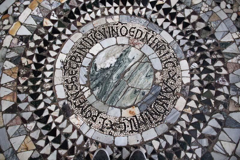 piso mosaico basilica murano
