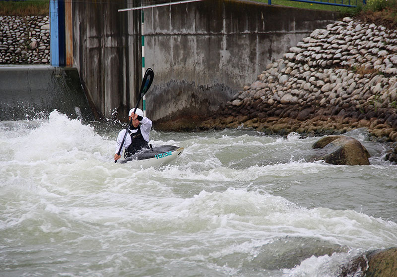 rafting na eslovaquia cunovo voda