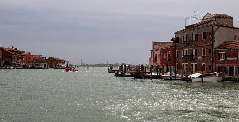 turismo em veneza murano dicas