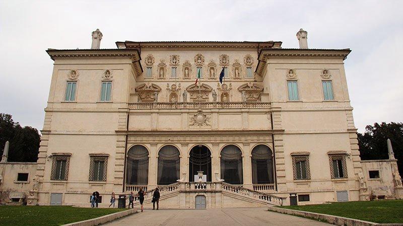 villa borghese em roma galeria dicas