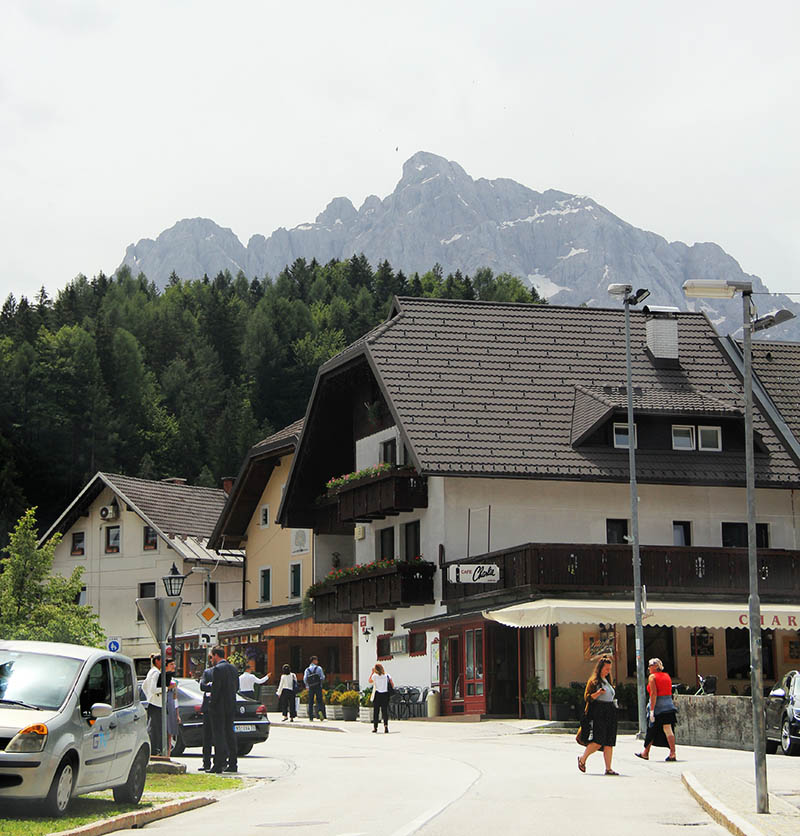 Kranjska Gora cidade roteiro eslovenia